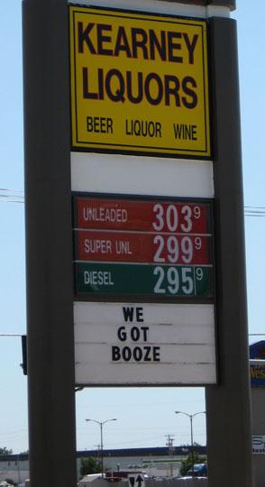 We Got Booze