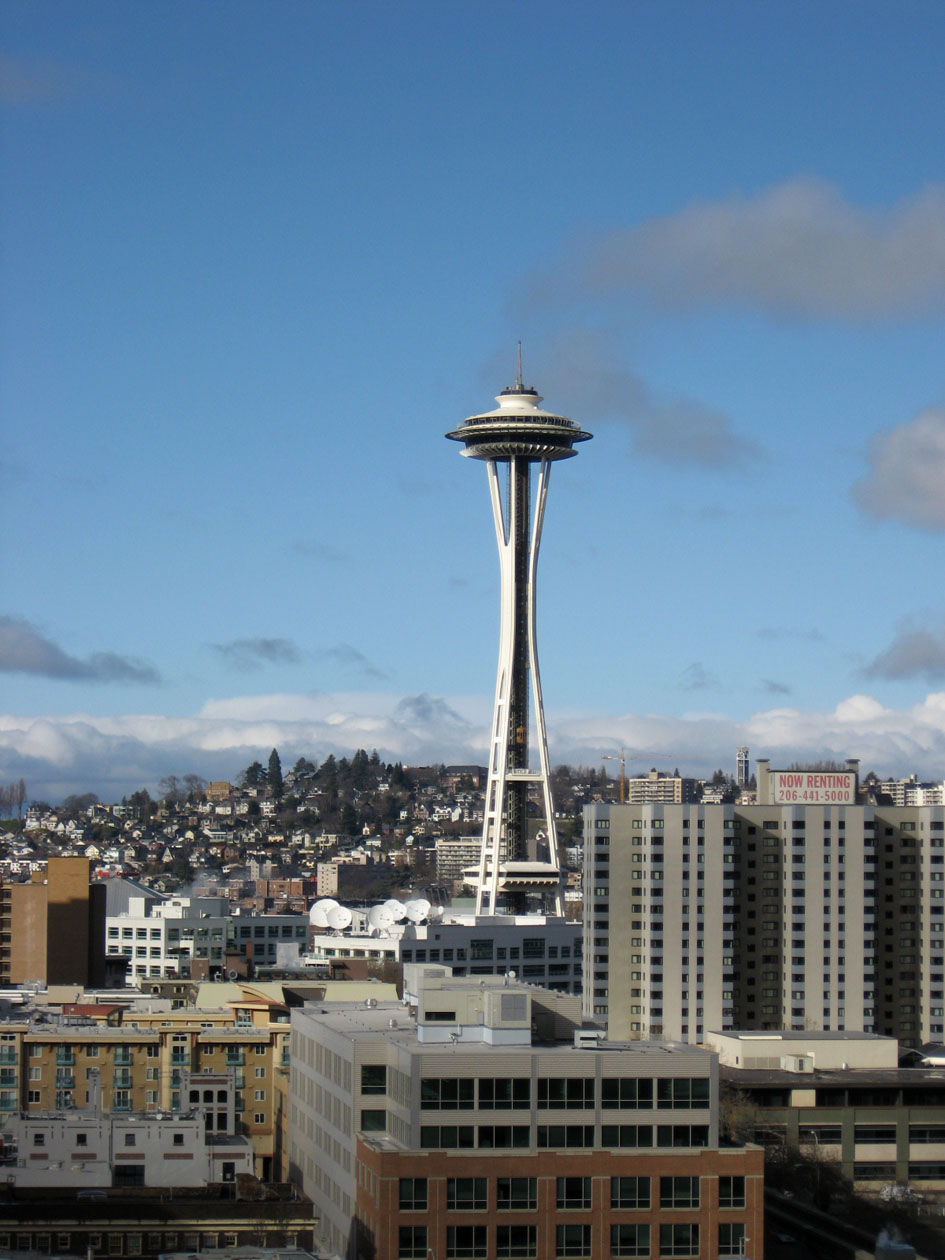 View of Space Needle