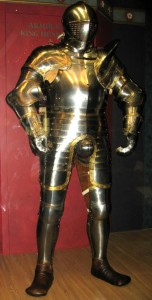 Armor with Big Codpiece